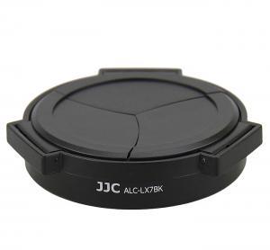 JJC Automatiskt främre objektivlock