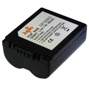 Jupio kamerabatteri 850mAh för Panasonic Lumix CGA-S006E DMW-BMA7