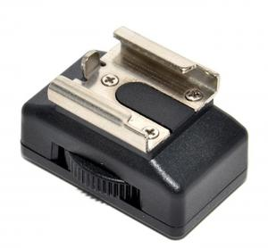 "JJC MSA-8 Adapter - 1/4"" hona till Universal blixtsko"