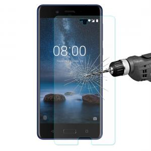 Enkay Displayskydd för Nokia 8 - Av härdat glas 9H