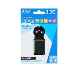 JJC Skärmskydd för Casio EXILIM FR200 / FR100 / FR110H