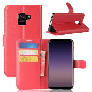 Plånboksfodral för Galaxy A8 (2018)