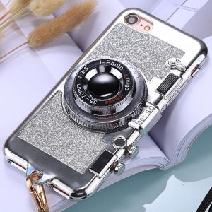 Kameraskal för iPhone 7 & 8 - Silver