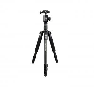 Kiwifotos 2 i 1 150cm Kamerastativ kulled KTB-1444