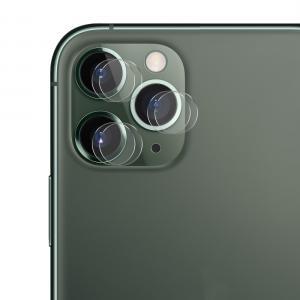 Linsskydd till bakre kameralins för iPhone 11 Pro / 11 Pro av härdat glas