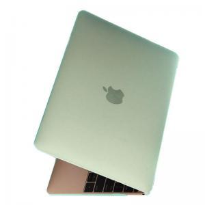 Skal Macbook Matt frostat 12-tum - Grön