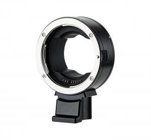 JJC Objektivadapter elektronisk till Canon EF/EF-S för Canon RF Kamerahus