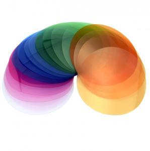 Godox 16x2st Färgfilter för att korrigera blixtljuset