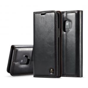 Caseme för Galaxy S9 - Flipfodral med kortplats