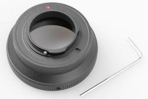 Kiwifotos Objektivadapter till M39 för Pentax Q kamerahus
