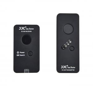 JJC 2.4GHz Långdistansfjärrutlösare (sändare & mottagare) ES-628 Serien