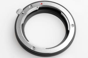 Kiwifotos Objektivadapter till Pentax K för Olympus 4/3 kamerahus