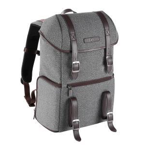 K&F Concept Kameraryggsäck med uttagsbar innerskydd/insats