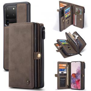 Plånboksfodral med magnetskal för Samsung Galaxy S20 Ultra - CaseMe