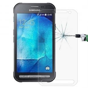 Displayskydd 2.5D för Galaxy Xcover 4 - Av härdat glas 9H
