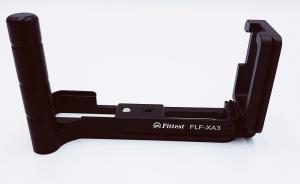 Fittest L-Bracket med handgrepp för Fujifilm Fuji XA3