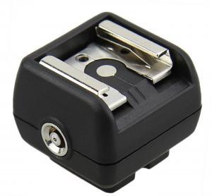 JJC Blixtskoadapter Standard med synkuttag 3.5mm JSC-2