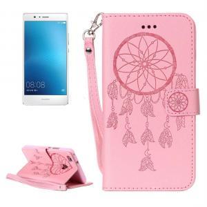 Plånboksfodral för Huawei P9 Lite - Drömfångare