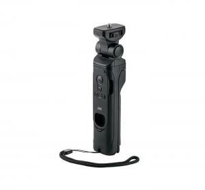 JJC Kombinerat handgrepp & Bluetooth fjärrkontroll för Canon ersätter BR-E1