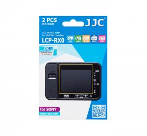 JJC LCP Skärmskydd för Sony Cyber-shot RX0