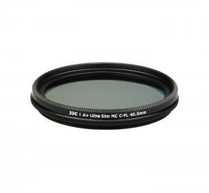 JJC 40.5mm Ultra-Thin Circular Polarizer Filter