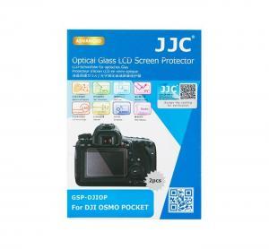 JJC Skärmskydd Optisk glas 9H för DJI Osmo Pocket
