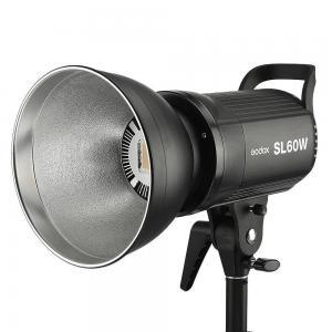 Godox SL-60 LED-videolampa - Dagsljusbalanserad