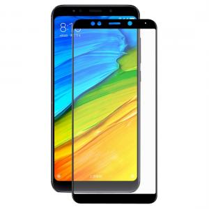 Enkay 3D Heltäckande Displayskydd 9H för Xiaomi Redmi 5 Plus- Svart ram