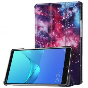Fodral för Huawei MediaPad M5 8.4 - Rymdmönster
