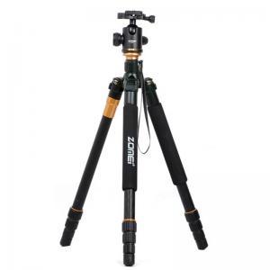 Kamerastativ 2i1 159cm alu- magnesiumlegering - Zomei