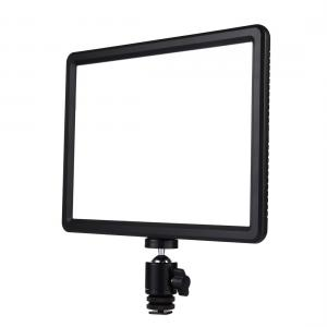 Puluz Videolampa med 152st LEDs för DSLR-kameror [Storlek: 24x17.5x2cm]