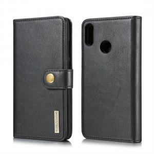 DG.MING för Huawei P Smart (2019) - Plånboksfodral med magnetskal