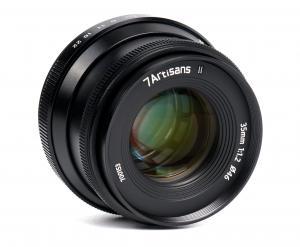 7artisans 35mm f/1.2 Mark II objektiv APS-C för Sony E