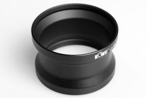 Kiwifotos Filteradapter 52mm för Leica D-Lux5 Panasonic DMC-LX5