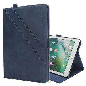 Fodral för iPad Pro 12.9 (2017-2015) - Extrafack & Pennhållare Blå