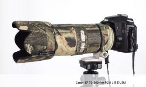Rolanpro Objektivskydd för Canon EF 70-200mm F2.8 L IS II USM