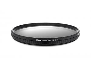 Haida Mist Black & Justerbart ND-Filter