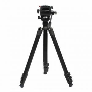 Kamerastativ 170cm med vätskedämpat videohuvud - Nest NT-767