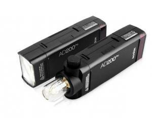 Godox AD200 PRO TTL Pocketblixt-kit