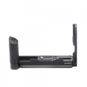 Fittest L-Bracket med handgrepp för Fujifilm X-100V