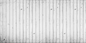 Vinylbakgrund 1.5x3m - Vit trävägg med spikar
