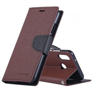 GOOSPERY För Huawei P20 Lite - Flipfodral med kortplatser av PU-läder