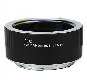 JJC AET-C25 Mellanring elektronisk för Canon EOS