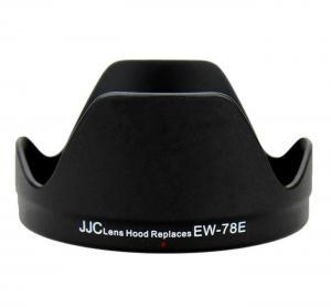 JJC Motljusskydd för Canon EF 15-85mm F/3.5-5.6(EW-78E)