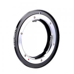 K&F Objektivadapter till Olympus OM objektiv för Canon EOS kamerahus