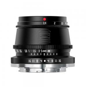 TTartisan 35mm f/1.4 objektiv APS-C för Micro 4/3
