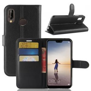 Plånboksfodral för Huawei P20 Lite PU-läder