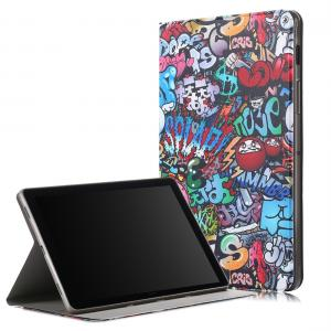 Fodral för Samsung Galaxy Tab S5e - Graffiti
