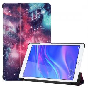 Fodral för Huawei MediaPad M5 Lite 8 - Rymdmönster