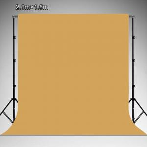PULUZ Orange vinylbakgrund (2.6x1.5m)